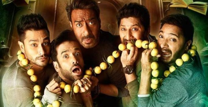 Box-office: Golmaal Again becomes first Hindi film of 2017 to gross 200 cr