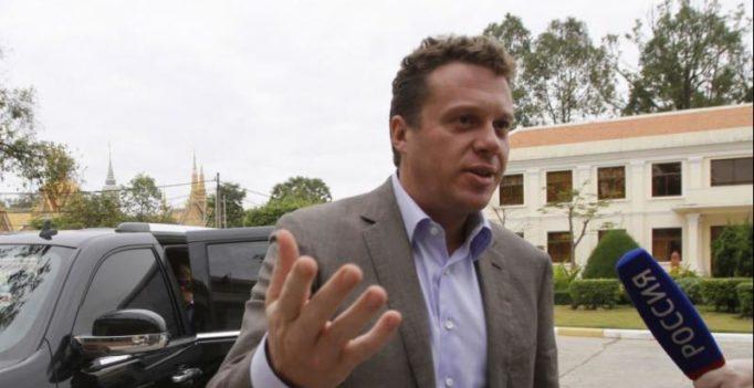 Russian Tycoon Sergei Polonsky, fresh from jail, announces presidential bid