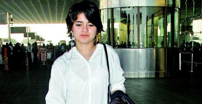 FIR filed in Zaira Wasim molestation matter; Vistara ensures detailed probe