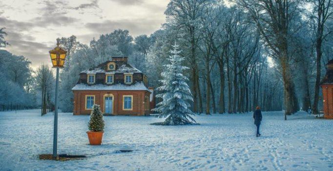 5 places to enjoy a snowy Chrtismas
