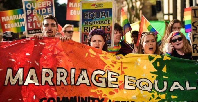 Australia's 'Pride': Parliament legalises same-sex marriage