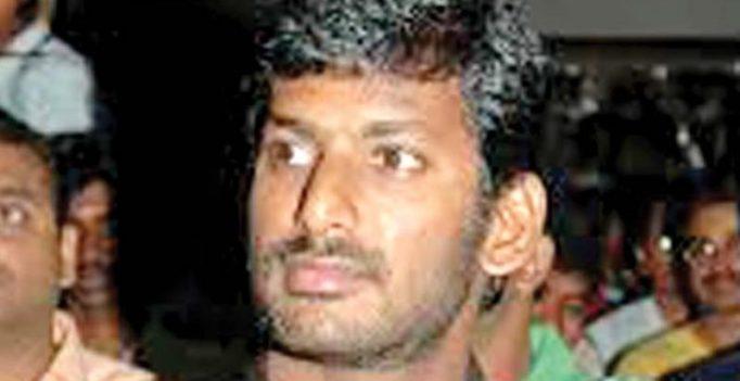 RK Nagar bypoll: 'Empire' strikes back at actor Vishal