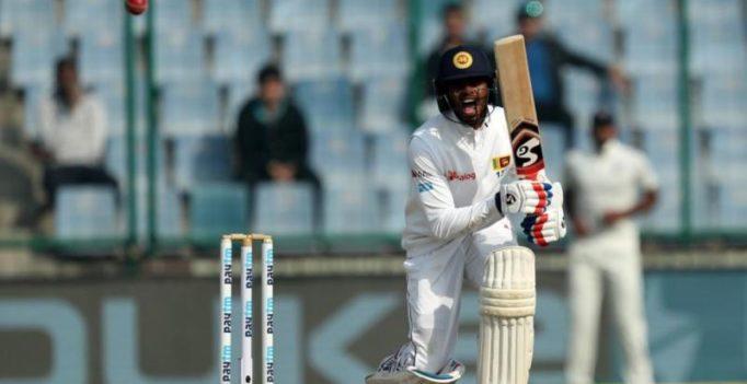 Live  India vs Sri-Lanka 3rd Test Day 5: Dhananjaya-Chandimal steady run chase