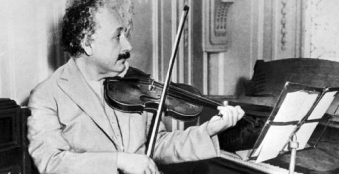 Albert Einstein's violin fetches more than Rs 3 crores at auction