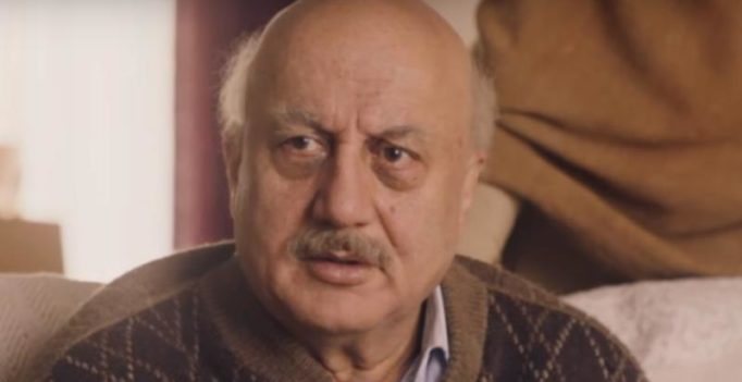 Anupam Kher nominated for BAFTA in Best Supporting Actor category