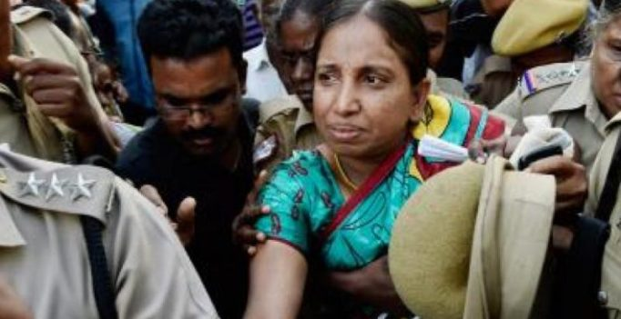Rajiv Gandhi assassination: Madras HC rejects Nalini's plea for premature release