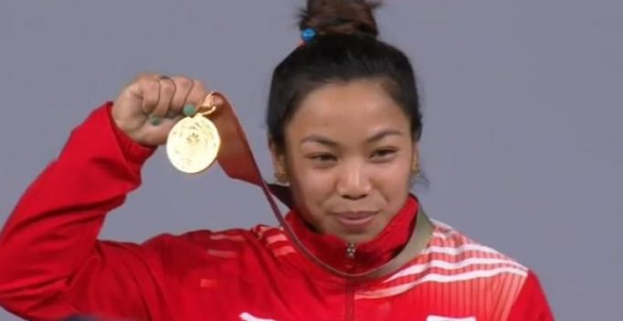 CWG 2018: Record-breaking Mirabai Chanu wins India's 1st gold
