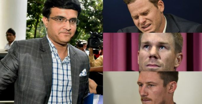Ball tampering: Steve Smith is no cheat, I sympathise with him, says Sourav Ganguly