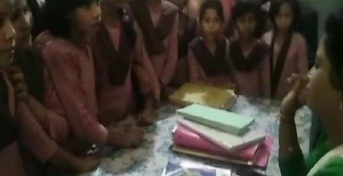 Meerut: School warden dresses up as ghost at night to molest girls, probe underway