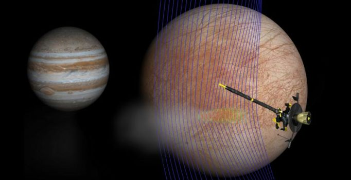 Life on Jupiter's moon? Europa's plumes suggest so