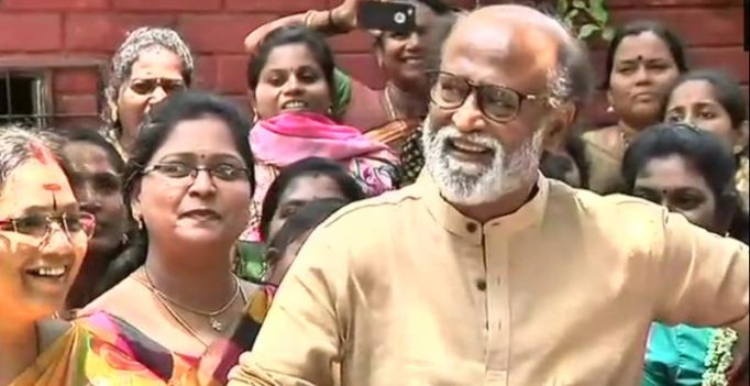 Rajinikanth will change his stand on Cauvery if he visits K'taka: H D Kumaraswamy