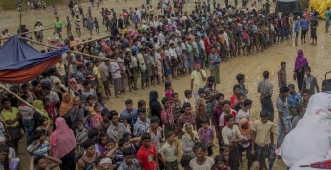 Islamic countries call Rohingya crisis 'ethnic cleansing'