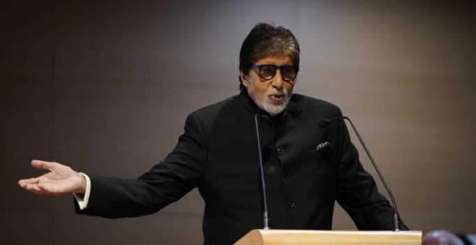 Big B to be face of Railways' initiative, will convey special message to save lives