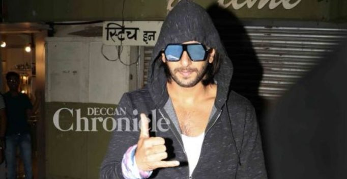 Be passionate about whatever you wish to become, says Ranveer Singh