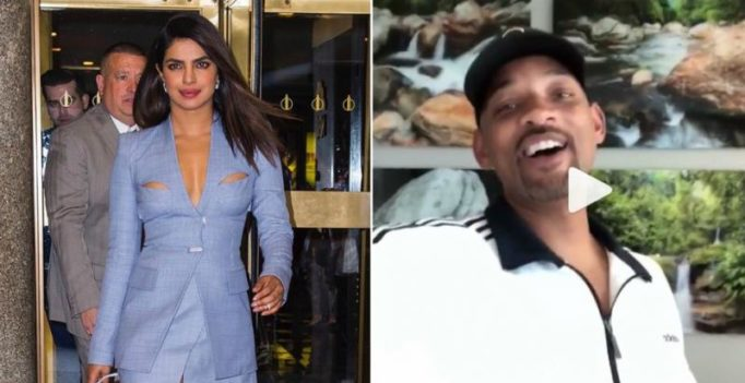Quantico star Priyanka Chopra now teams up with Will Smith