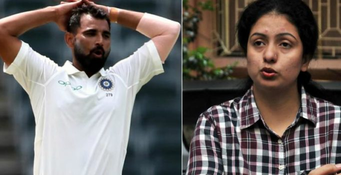 Hasin Jahan attempts to break into Mohammed Shami's locked house in Uttar Pradesh
