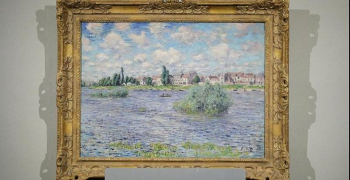 New York auction sets new Monet, Matisse records
