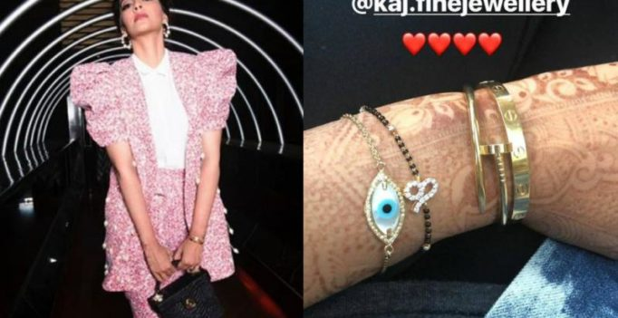 Sonam Kapoor Ahuja trolled for wearing mangalsutra on wrist, what's your take on it?