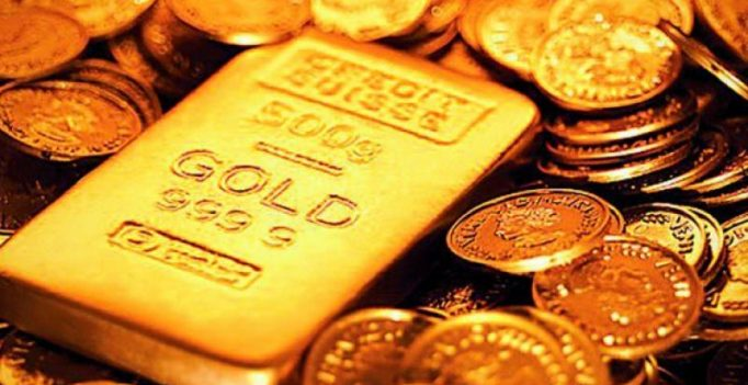 Gold futures slip 0.10 per cent on global cues