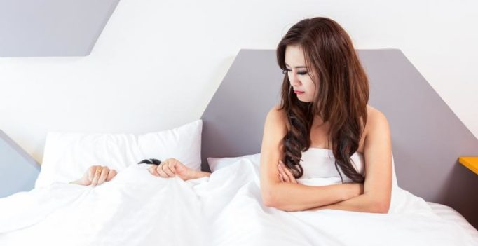 8 reasons why you're not in the mood for sex