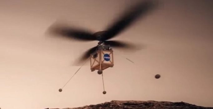 Video | Believe it or not, NASA to fly a helicopter on Mars