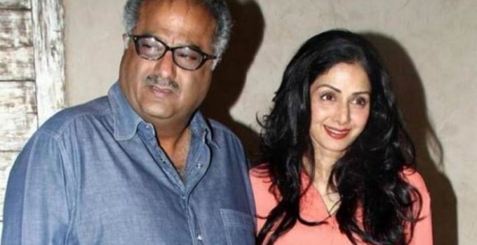 Film and museum on Sridevi
