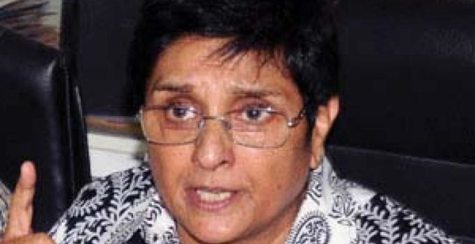 Conservatism of parents impedes future of girls: Kiran Bedi