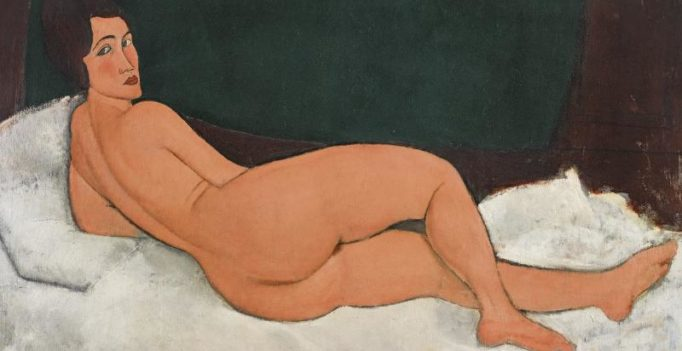 Nude portrait by Modigliani fetches $157 million at auction