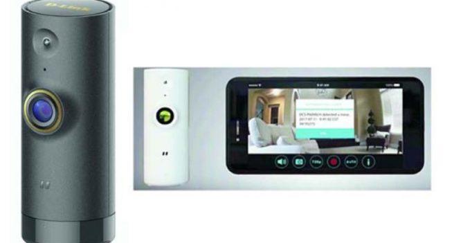 DLink Mini HD WiFi Camera DCS-P6000LH review: Eye spy @home