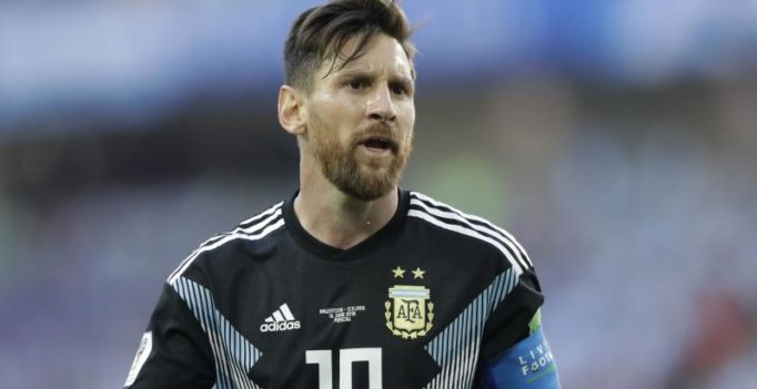Israel defence minister takes a dig at Messi's Argentina post Iceland World Cup draw