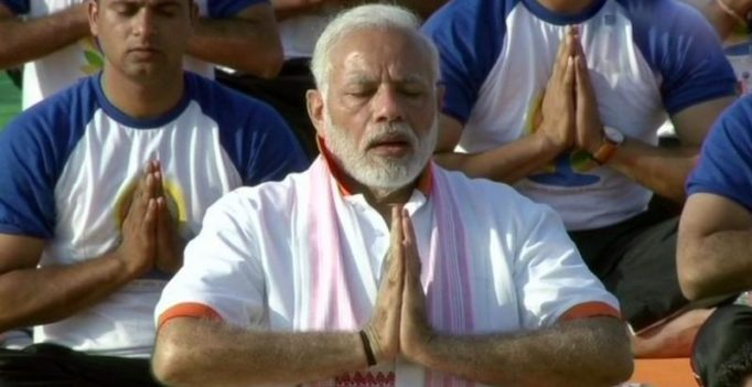 Yoga is biggest unifying force in world: PM Modi on International Yoga Day