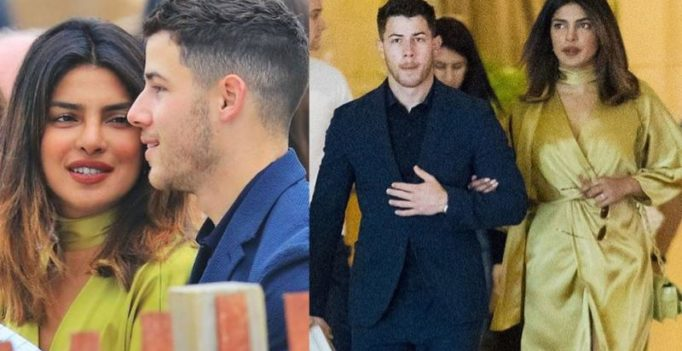 Is it official? Priyanka Chopra walks 'arm-in-arm' with Nick Jonas at family wedding