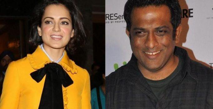 Kangana Ranaut to reunite with director Anurag Basu for love story titled Imali