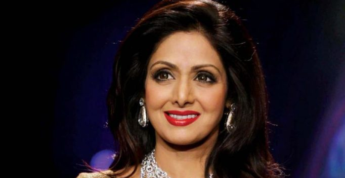 Local corporator demands a city flyover to be named after Sridevi