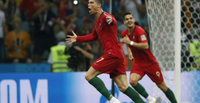World Cup 2018: Ronaldo scores hat trick, Portugal draws 3-3 with Spain