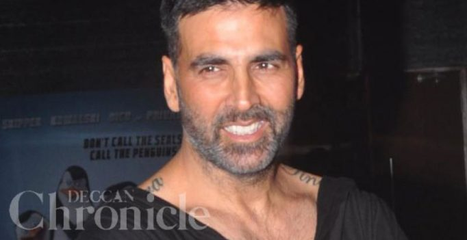 Akshay Kumar's anti-tobacco gift to Bollywood