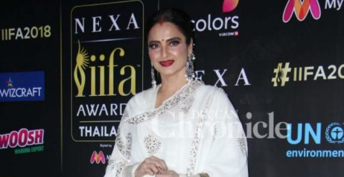 Rekha to perform on stage after two decades, but keep mystery alive in style