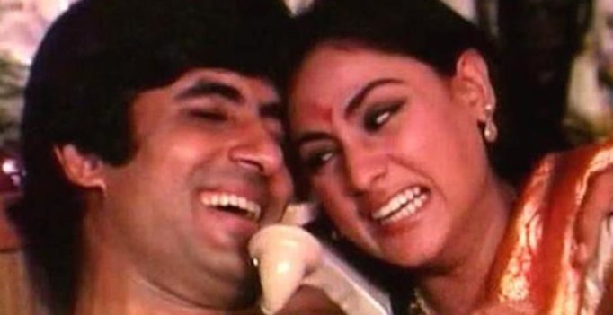 Big B shares wife Jaya's photo on 45th wedding anniversary, Abhishek showers love too