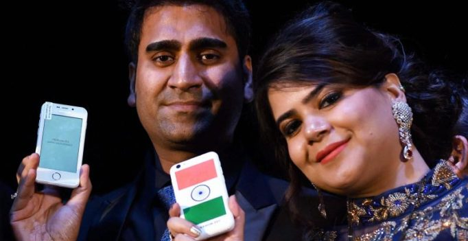 Cheapest smart phone 'Freedom 251' maker, 2 others arrested in extortion case