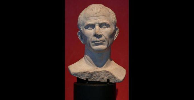 Julius Caesar's 'crazy bulge' revealed after cool 3D reconstruction