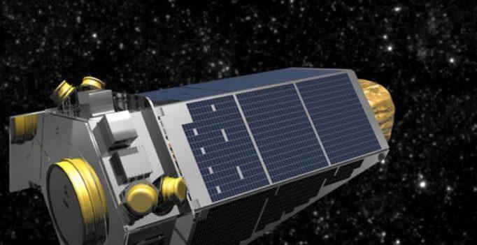 NASA's Kepler Telescope has alarmingly low fuel, goes to sleep
