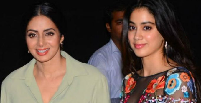Dhadak: Want to earn same kind of love as mom, says Janhvi Kapoor