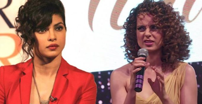 'I'm upset': Kangana Ranaut reacts to news of Priyanka Chopra's 'engagement'
