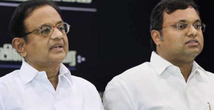 Aircel-Maxis case: Interim protection for P Chidambaram, Karti extended till Aug 7