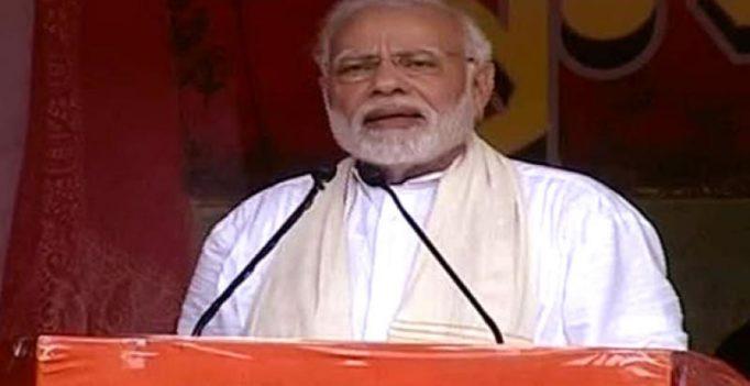 In Mamata Banerjee's bastion, Modi attacks Bengal's 'syndicate politics'