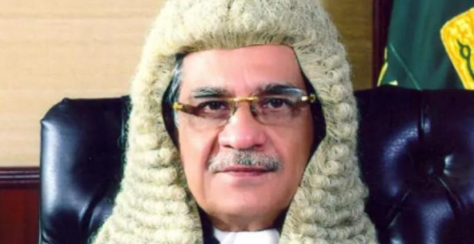 Pak Chief Election Commissioner 'slept' through polls, says Chief Justice