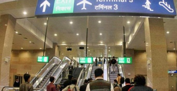 Power bank explodes as furious woman throws it after argument at Delhi airport