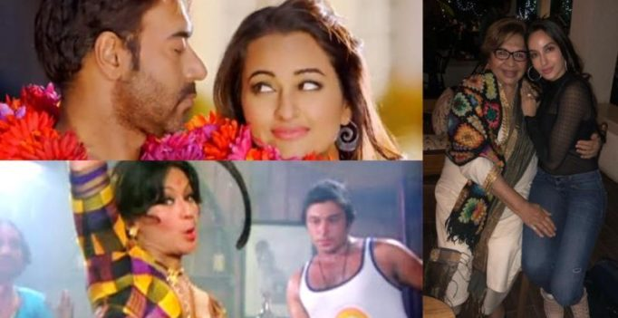 Helen's Mungda recreated for Ajay, Sonakshi's Total Dhamaal, Nora idolizes her