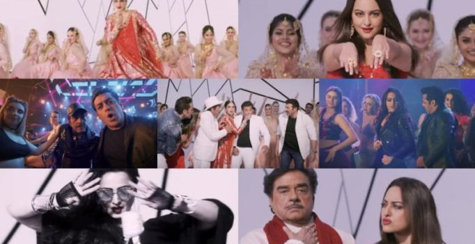 Yamla Pagla Deewana's Rafta Rafta is crazy and special with Salman, Sonakshi, Rekha