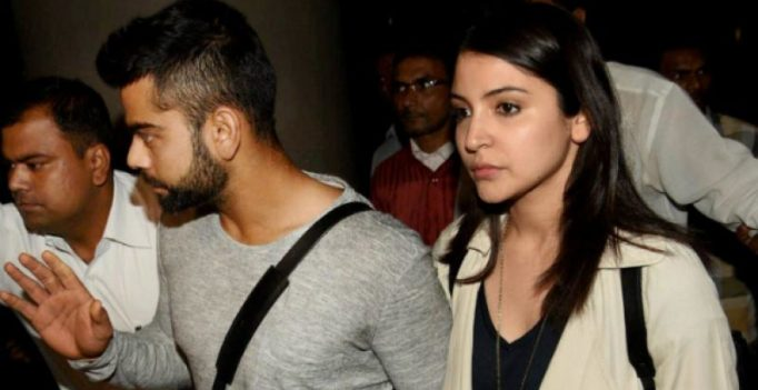 After Twitter fury, BCCI tells why Anushka joined Virat at Indian High Commission
